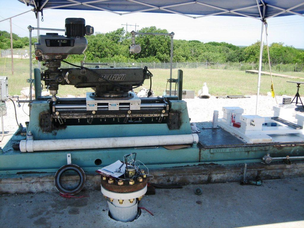 municipal water plants pumps