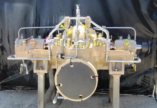 Babbitt sleeve bearing manufacturing